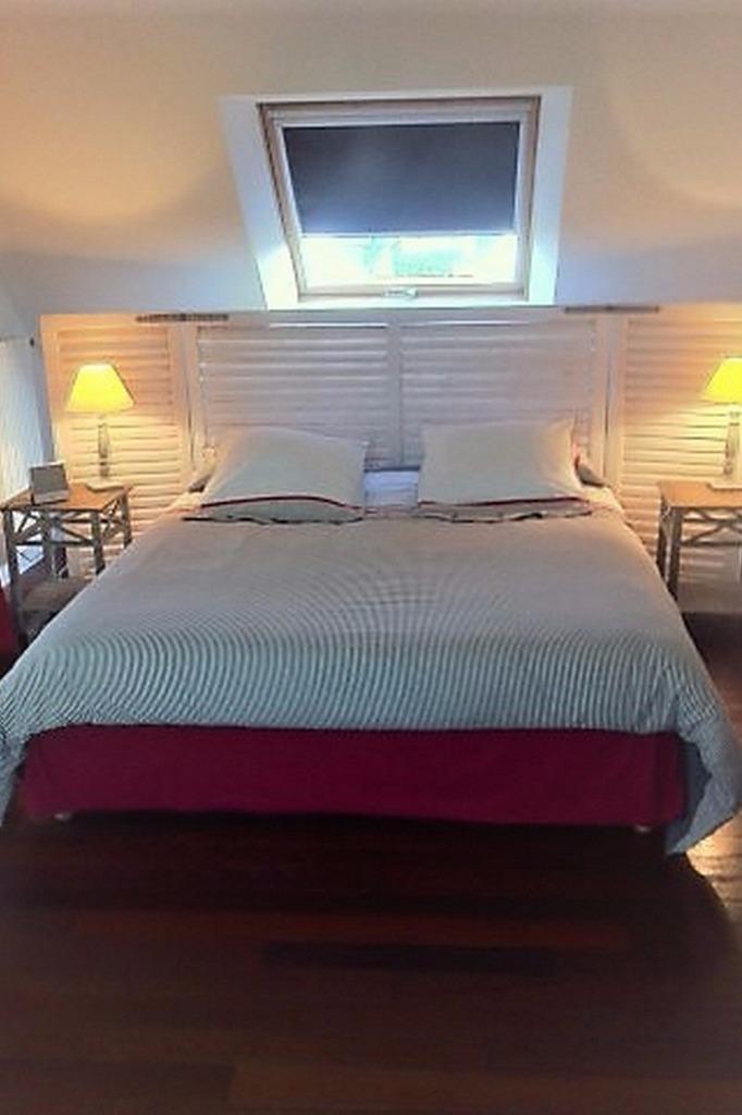 chambre 4 parentale - Location de vacances - Locmariaquer