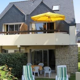 appartement du haut - Location de vacances - Quiberon