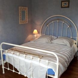 La chambre Bleuets - Chambre d'hôtes - Plouhinec