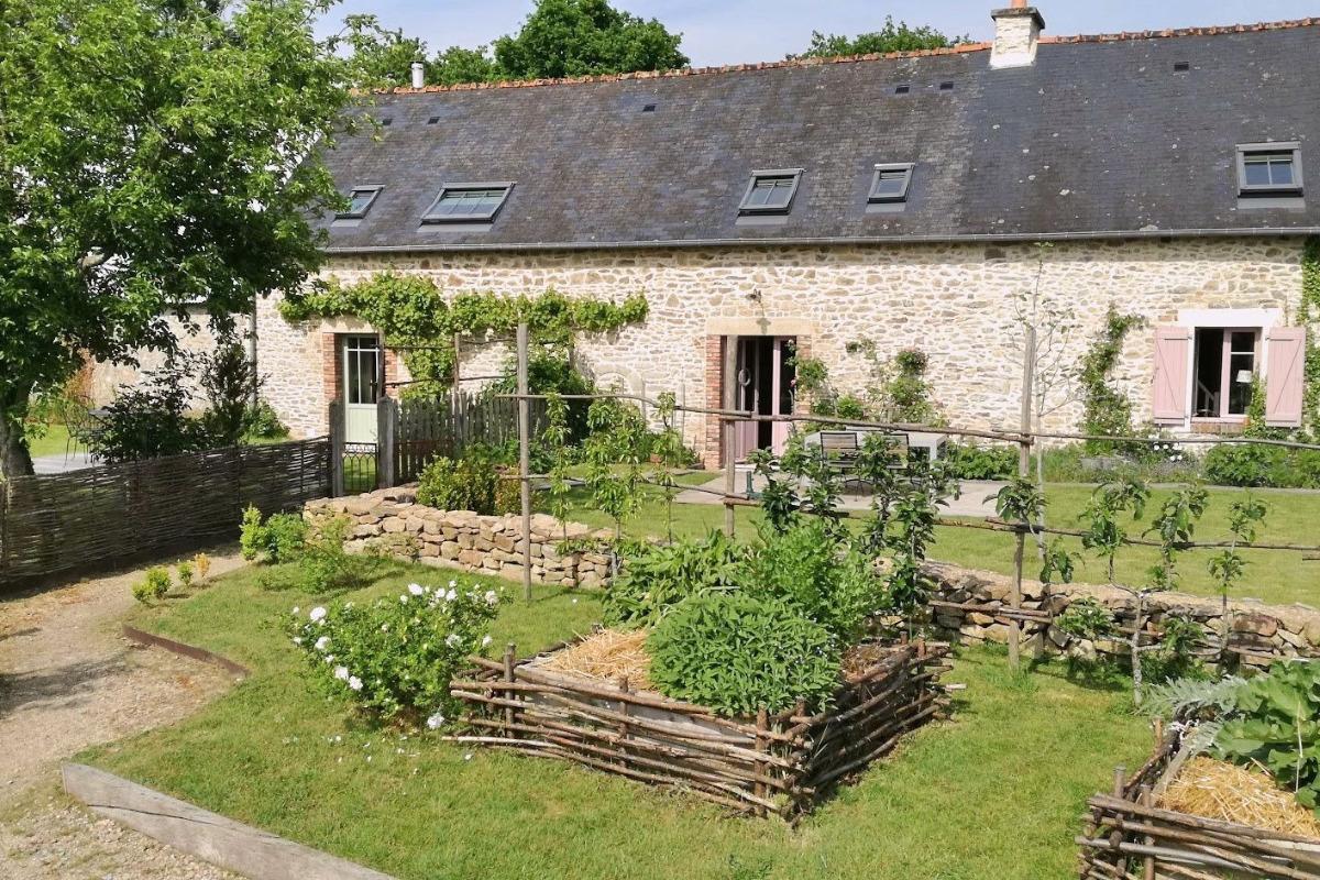 Jardin - Location de vacances - Plumergat