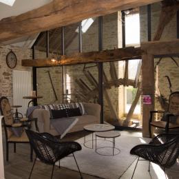 Roue du moulin - Chambre d'hôte - Peillac