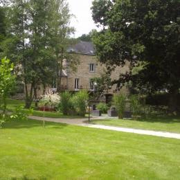 Le Moulin côté Sud Est - Chambre d'hôte - Peillac