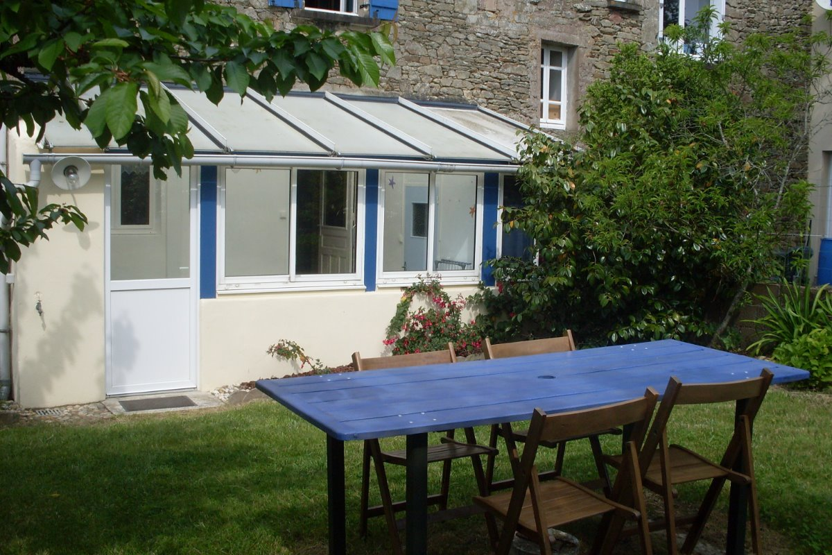 salon de jardin - Location de vacances - Surzur