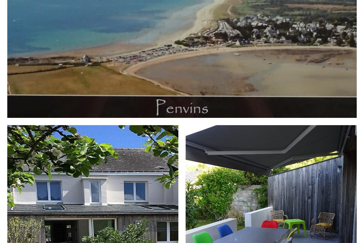Pointe de Penvins  - Location de vacances - Sarzeau