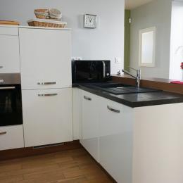 Maison d'hôtes KER FEUCHIDOUL Bretagne sud, cuisine équipée pour les hôtes - Chambre d'hôtes - Merlevenez