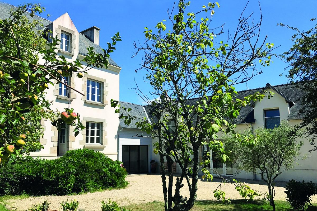 Maison d'hôtes KER FEUCHIDOUL Bretagne sud, Piscine chauffée, jardin clos, WI-FI,  - Chambre d'hôtes - Merlevenez