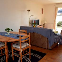 pièce à vivre  - Location de vacances - Quiberon