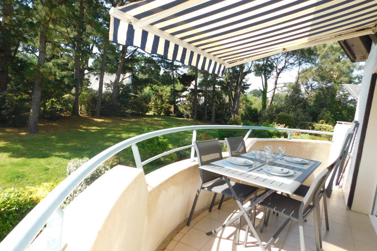 coin salon - Location de vacances - Saint-Philibert