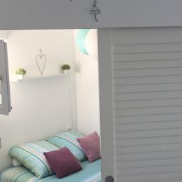 Chambre cabine  - Location de vacances - Carnac