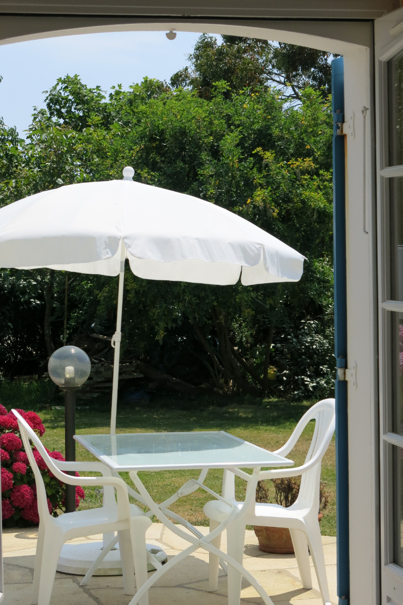La Terrasse - Chambre d'hôtes - Le Palais