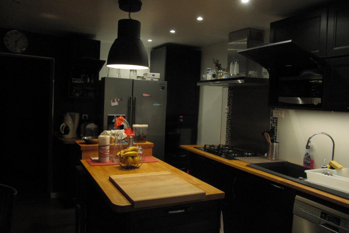 cuisine équipée - Location de vacances - Le Palais