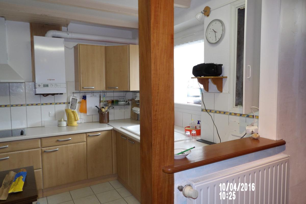 cuisine 2 - Location de vacances - Quiberon