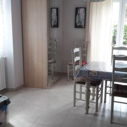 salon salle à manger 2 - Location de vacances - Quiberon