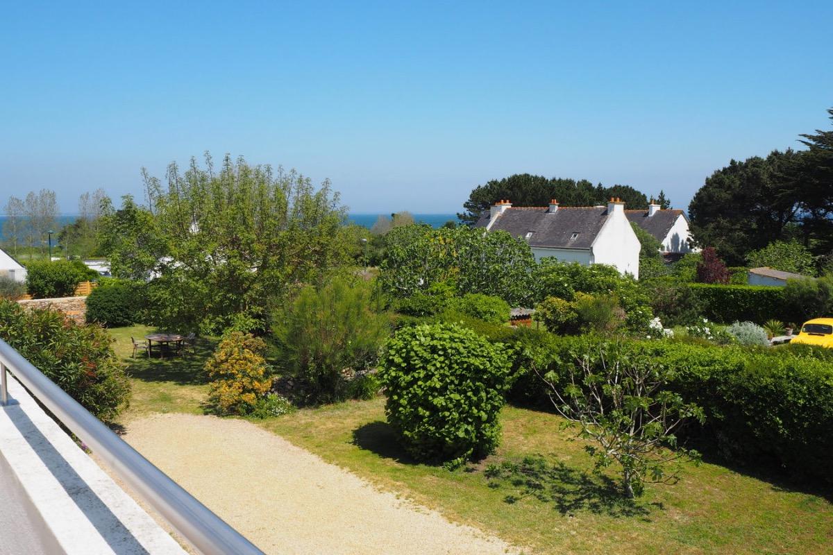 Vue de la Terrasse - Location de vacances - Quiberon