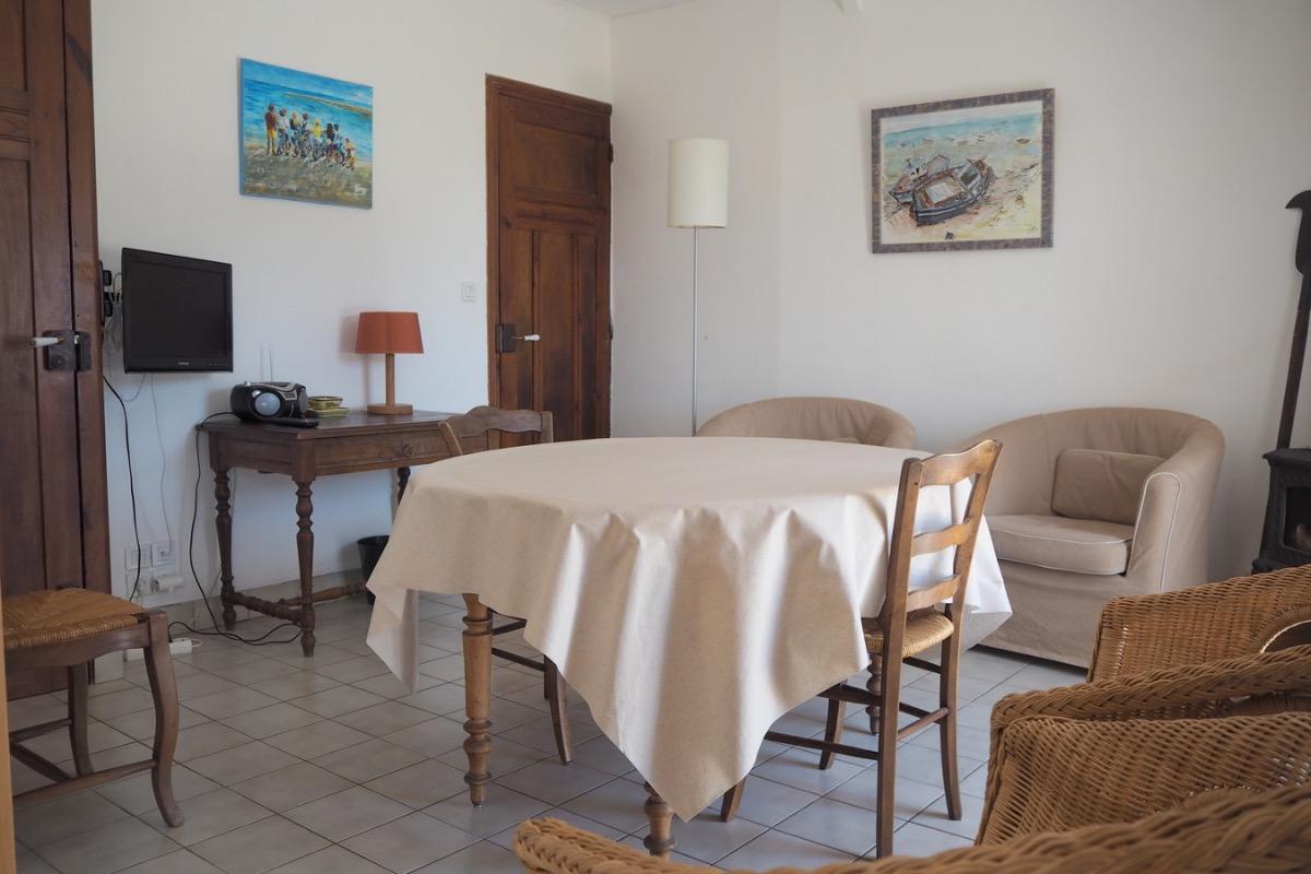 Le séjour - Location de vacances - Quiberon
