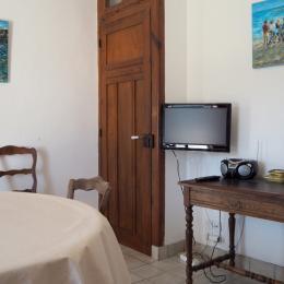 Autre vue du séjour - Location de vacances - Quiberon