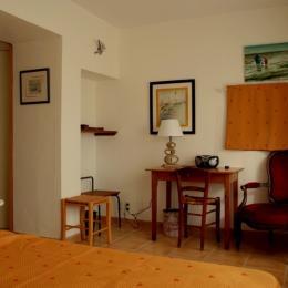 La chambre (autre vue) - Location de vacances - Quiberon