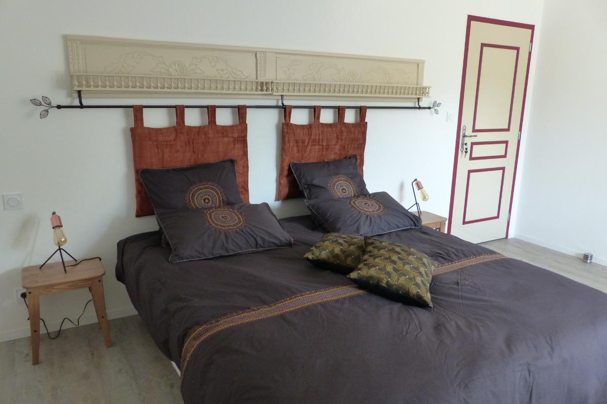 La chambre TY Menn à Tredion - Chambre d'hôtes - Trédion