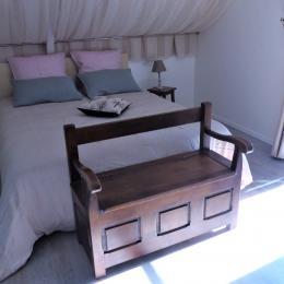 La chambre TY KORRIGANED - Chambre d'hôtes - Trédion
