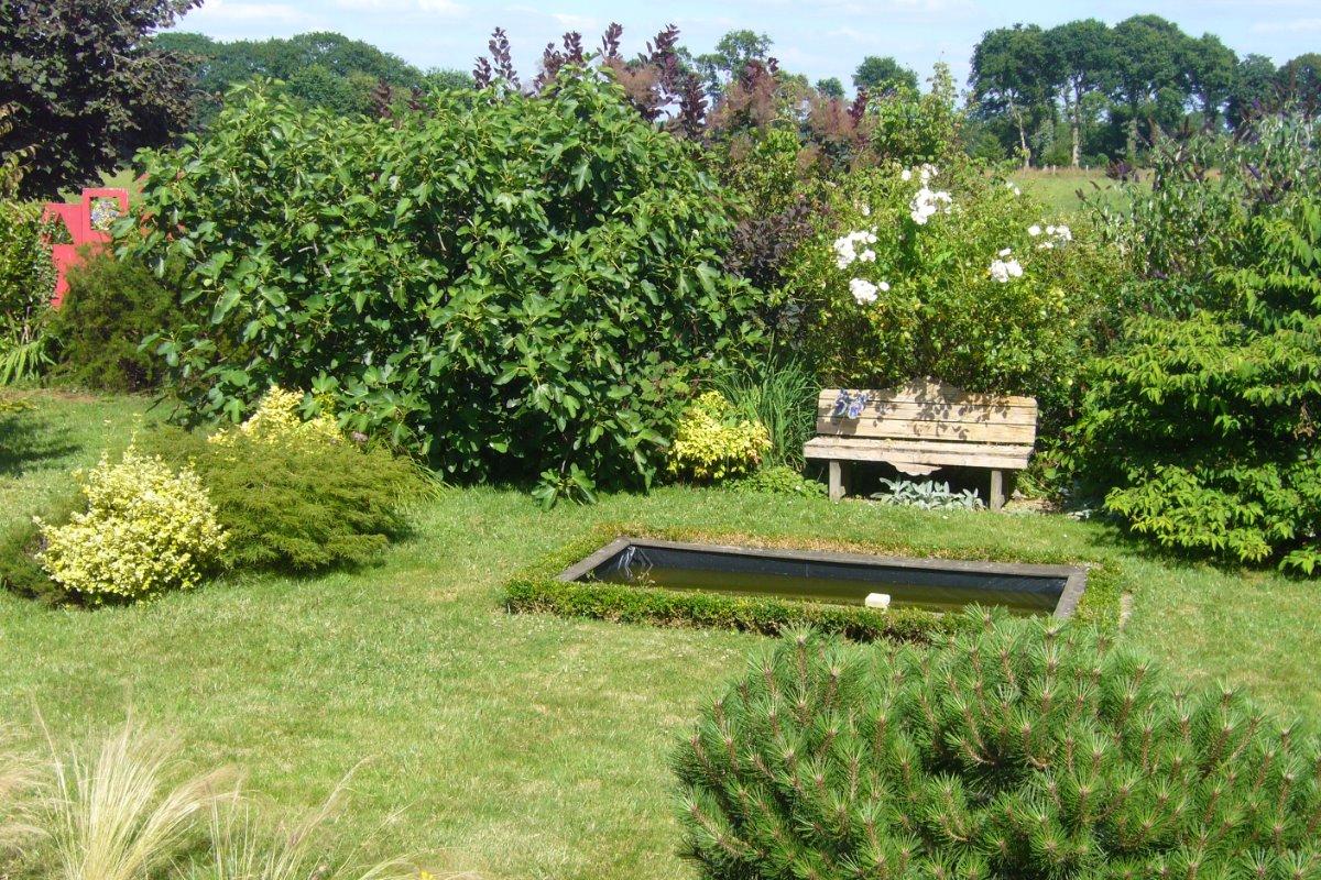 Pour la détente, le repos, la lecture, le jardin... - Chambre d'hôtes - Bignan