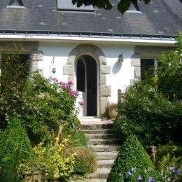 Maison au calme et son jardin champêtre - Chambre d'hôtes - Bignan