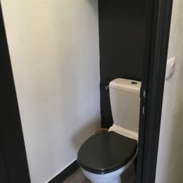 WC - Location de vacances - Guidel