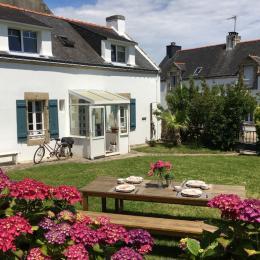 Jardin - Location de vacances - Saint-Philibert