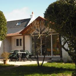 TERRASSE COTE OUEST - Location de vacances - Saint-Pierre-Quiberon