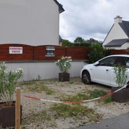 PARKING PRIVE - Location de vacances - Plougoumelen