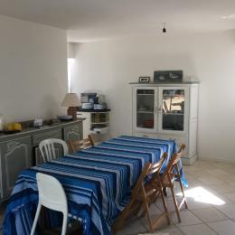 salle à manger - Location de vacances - Saint-Philibert