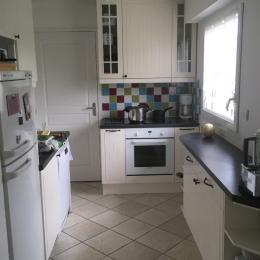 cuisine - Location de vacances - Saint-Philibert