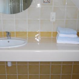 salle d'eau - Chambre d'hôtes - Plouharnel