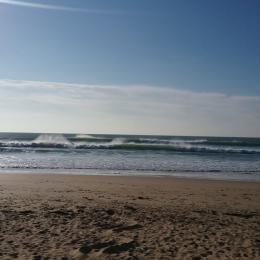 plage de Ste Barbe - Chambre d'hôtes - Plouharnel
