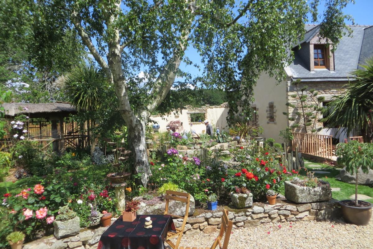 Le gite coté jardin - Location de vacances - Kervignac