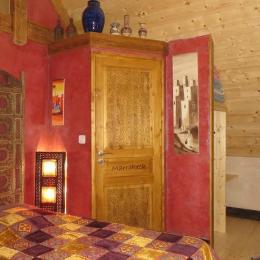La chambre New-Delhi - Location de vacances - Kervignac