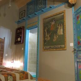 la chambre Bali - Location de vacances - Kervignac