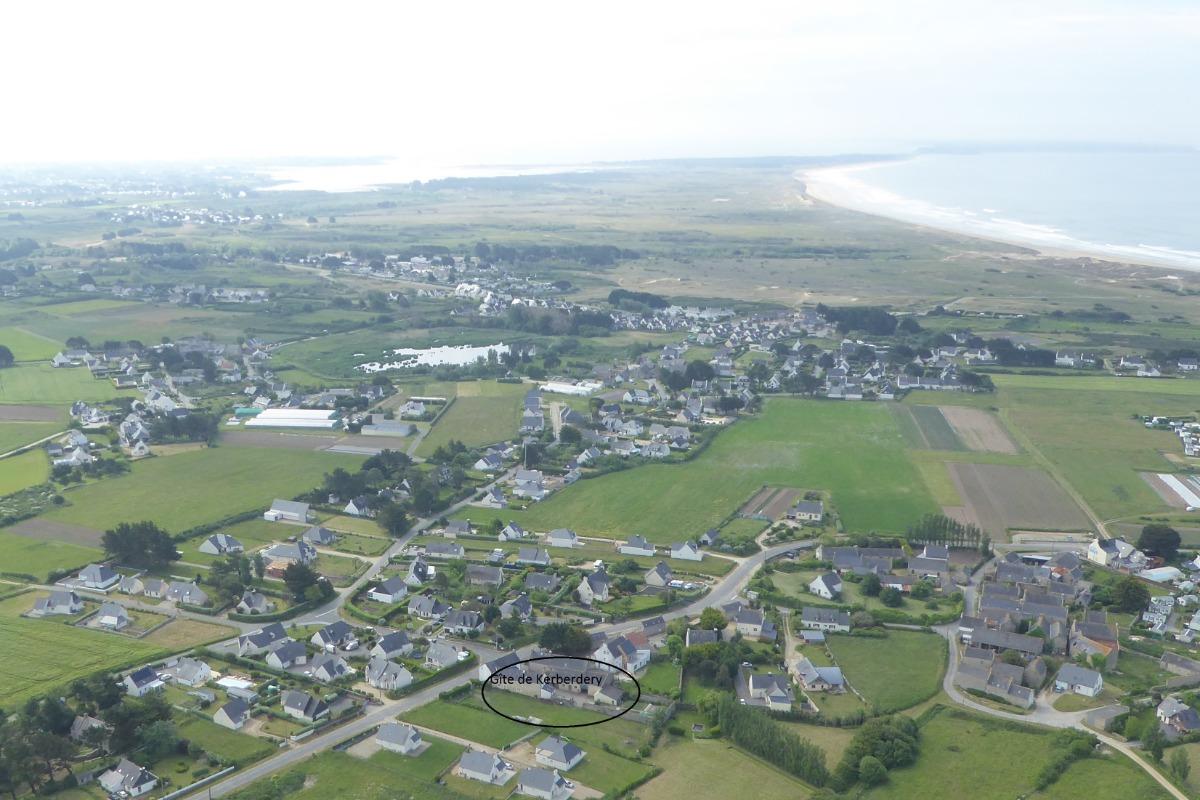 Notre gîte situé à proximité de la mer - Location de vacances - Erdeven
