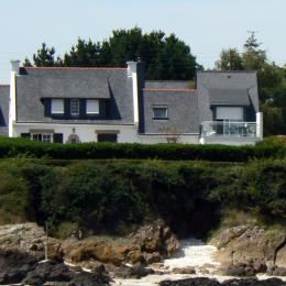 Reve-o-Large et sa Terrasse vue de la mer - Location de vacances - Billiers