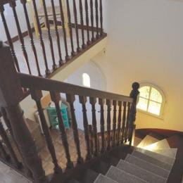 Escalier - Location de vacances - Pénestin