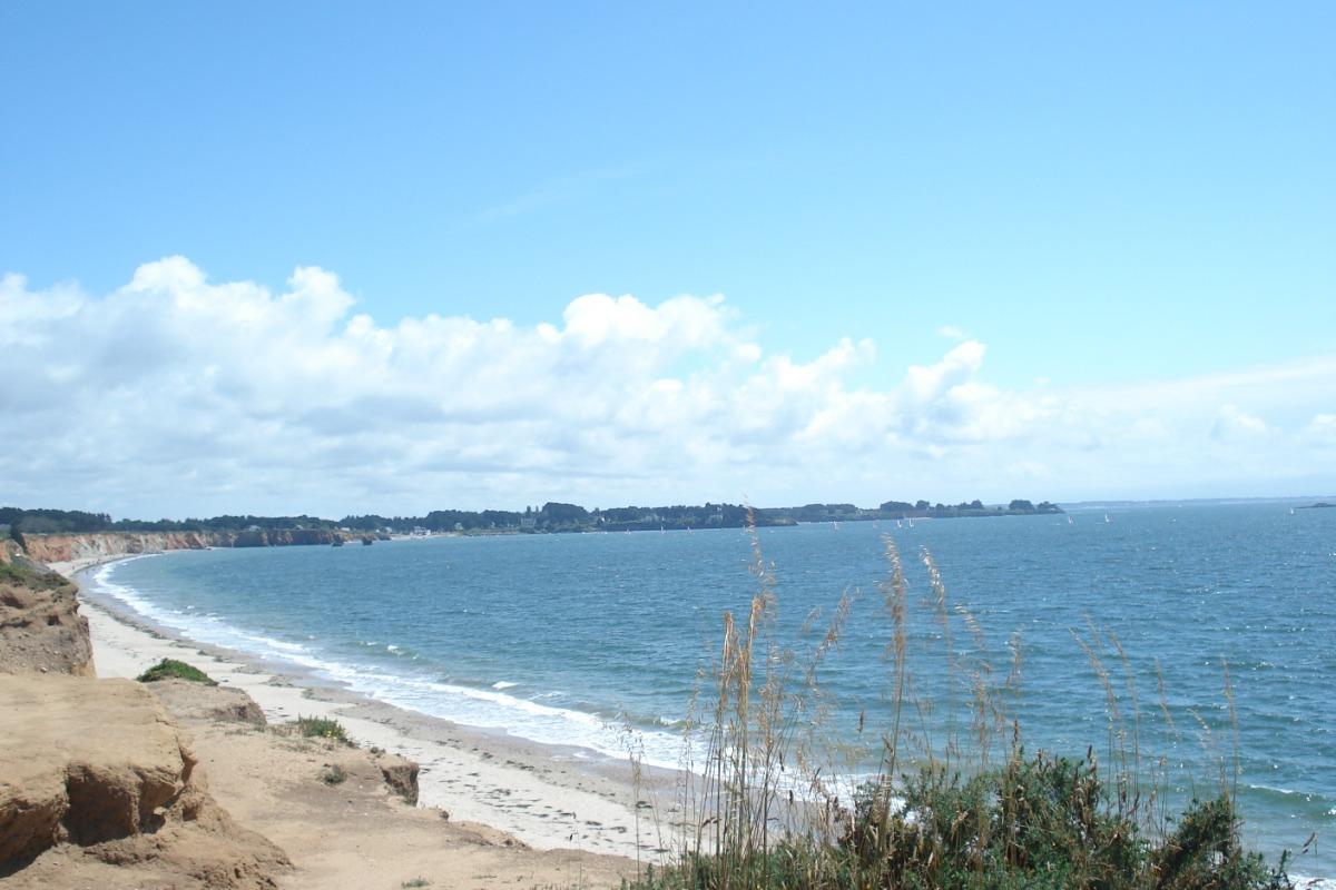 La plage de la  Mine d'Or - Location de vacances - Pénestin