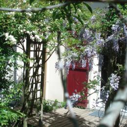 La terrasse en ce joli mois de mai - Location de vacances - Pénestin
