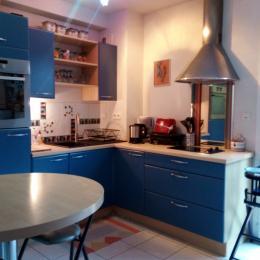 Le coin cuisine - Location de vacances - Pénestin