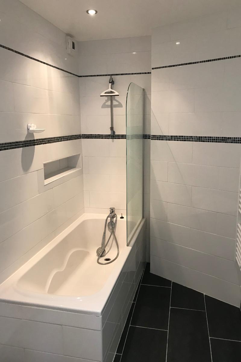 salle de bain - Location de vacances - La Roche-Bernard