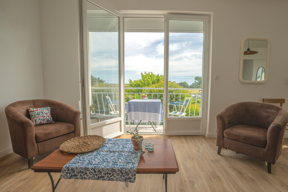 Le petit balcon - Location de vacances - Erdeven