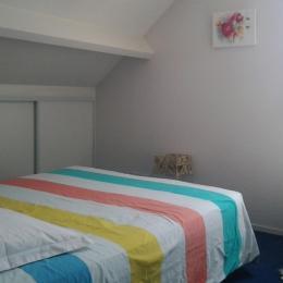 la chambre 2 - Location de vacances - Guidel