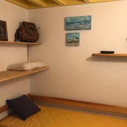 chambre cabine avec fenêtre - Location de vacances - Sarzeau