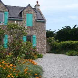 Maison en pierre facade ouest avec 2 places de parking - Location de vacances - Saint-Pierre-Quiberon