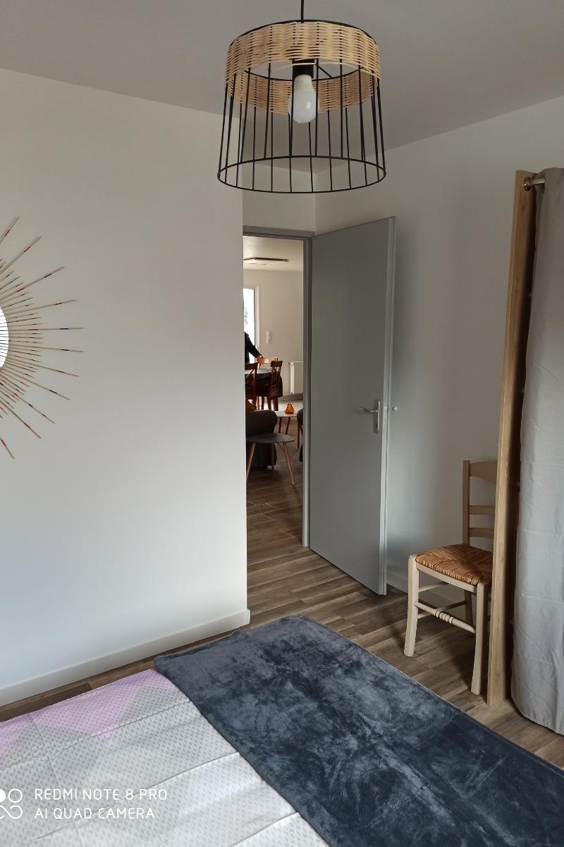 chambre 1 - Location de vacances - Surzur