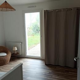 chambre 2 - Location de vacances - Surzur