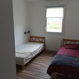 chambre 3 - Location de vacances - Surzur